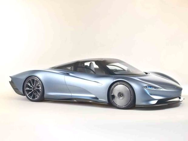 See the supercars every gentleman should have - McLaren Speedtail included - at