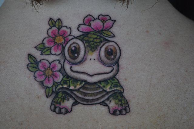 Turtle Tattoo Cute Turtle Tattoo Turtle Tattoo Designs Turtle Tattoo