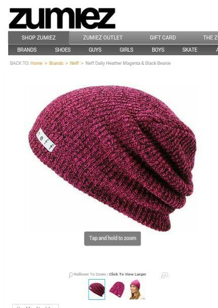 ab728165b21 Neff beanie from zumiez Beanie Hats