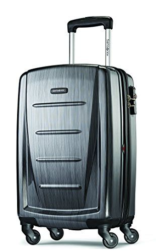 Samsonite Luggage Winfield 2 Fashion Hs Spinner 20 Charc Https Www Amazon Com Dp B00ealln42 Ref Cm S Samsonite Luggage Best Travel Luggage Luggage Brands