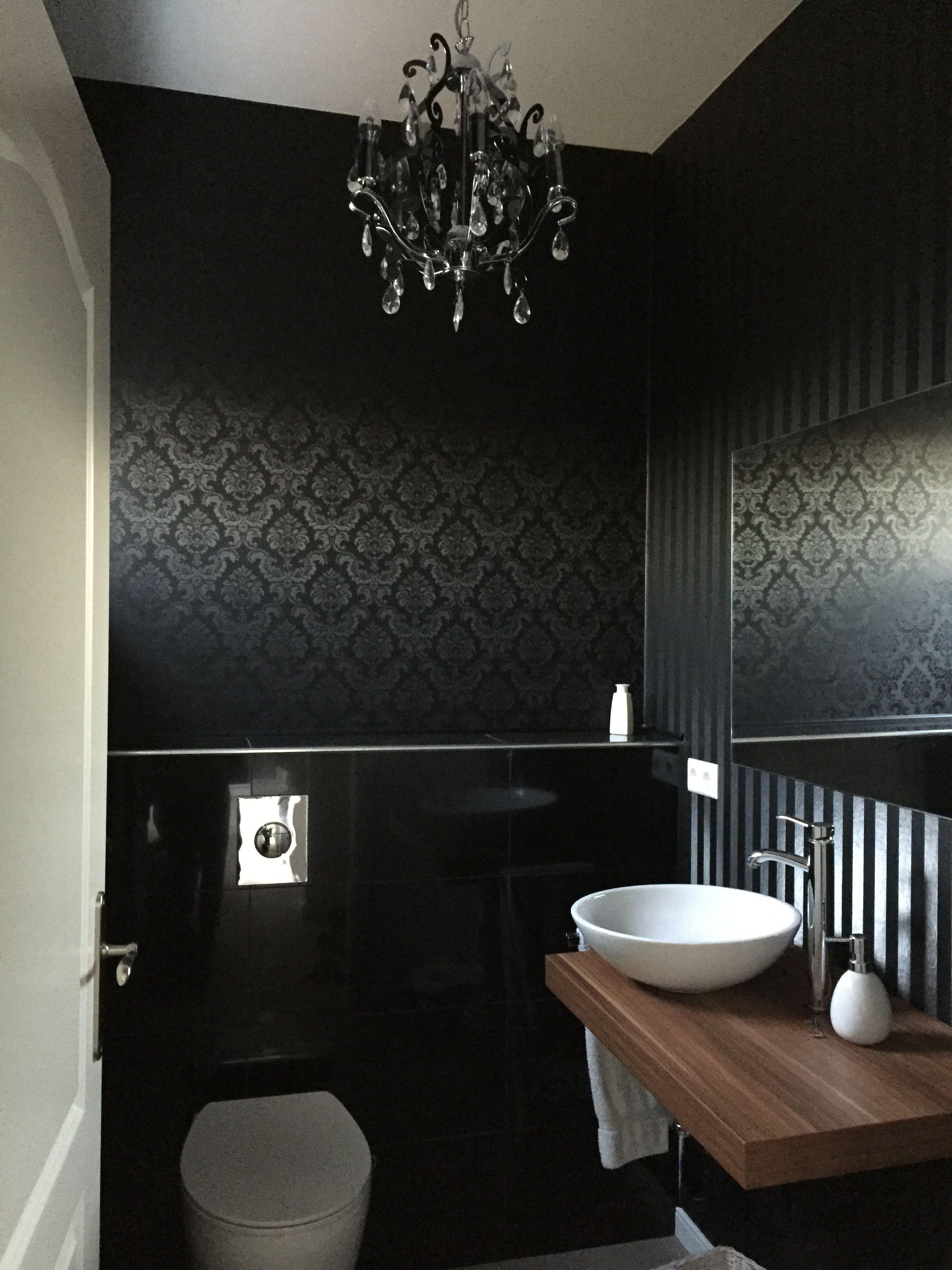g ste wc schwarz klo pinterest g ste wc gast und schwarzer. Black Bedroom Furniture Sets. Home Design Ideas