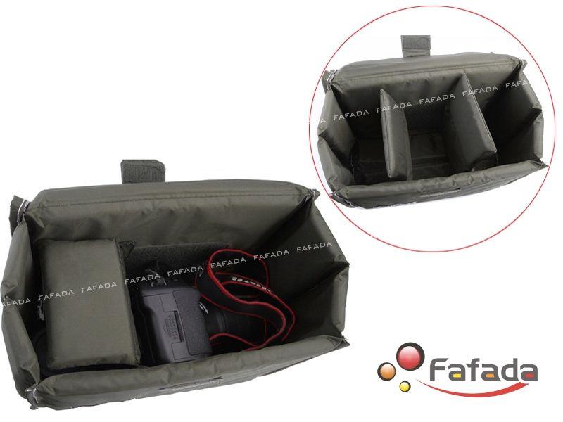 Caden A2 Camera Insert Partition BAG Protection Package Folding Cover DSLR SLR | eBay