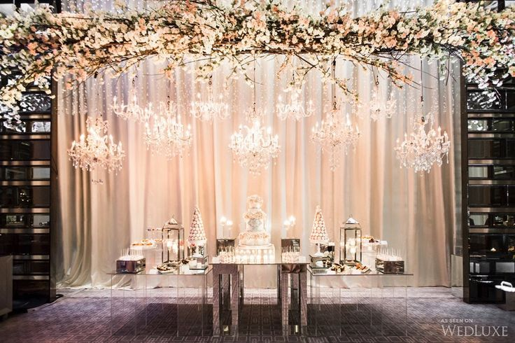 Pin by on rachel a pinterest wedding wedluxe the bride wore oscar de la renta at this four seasons toronto wedding junglespirit Images