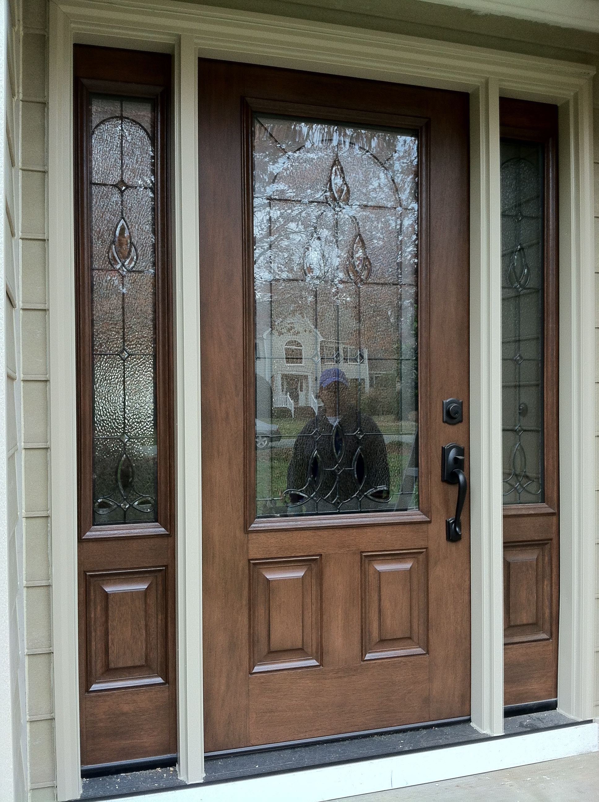 Provia Doors Are Backed By A Lifetime Limited Transferrable Warranty And Are Made So Energy Efficient That They Entry Doors Doors Entry Door With Sidelights