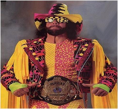 Randy Savage Macho Man Randy Savage Macho Man Wwe Legends