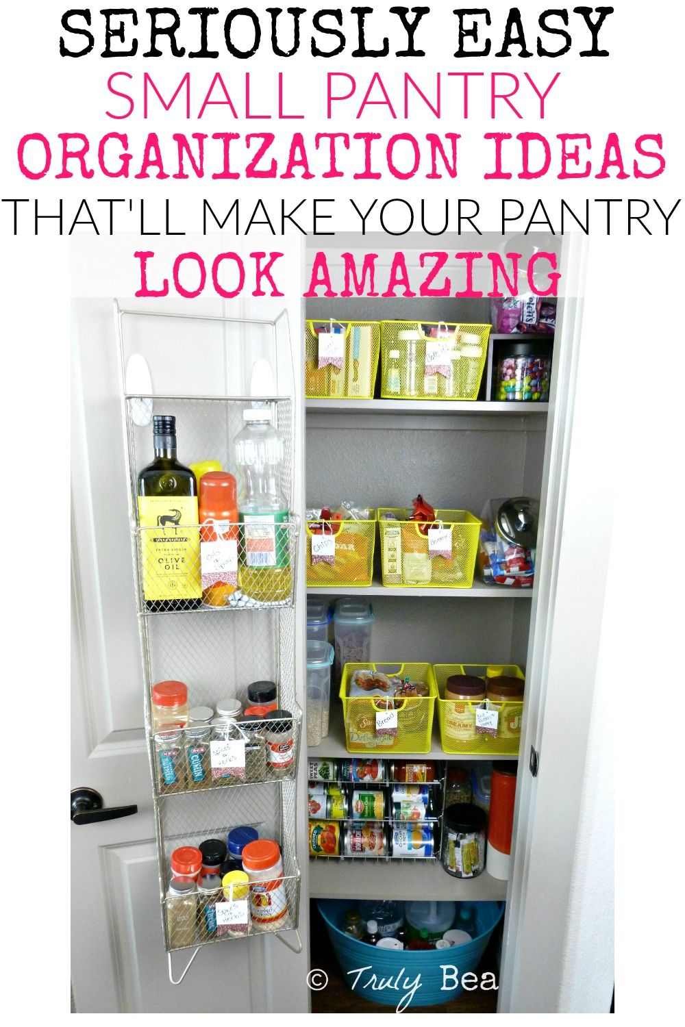 The ultimate diy small pantry organization ideas to make your pantry here is a guide for the ultimate diy small pantry organization ideas to make your pantry look amazing get the help you need organize your pantry yourself solutioingenieria Gallery