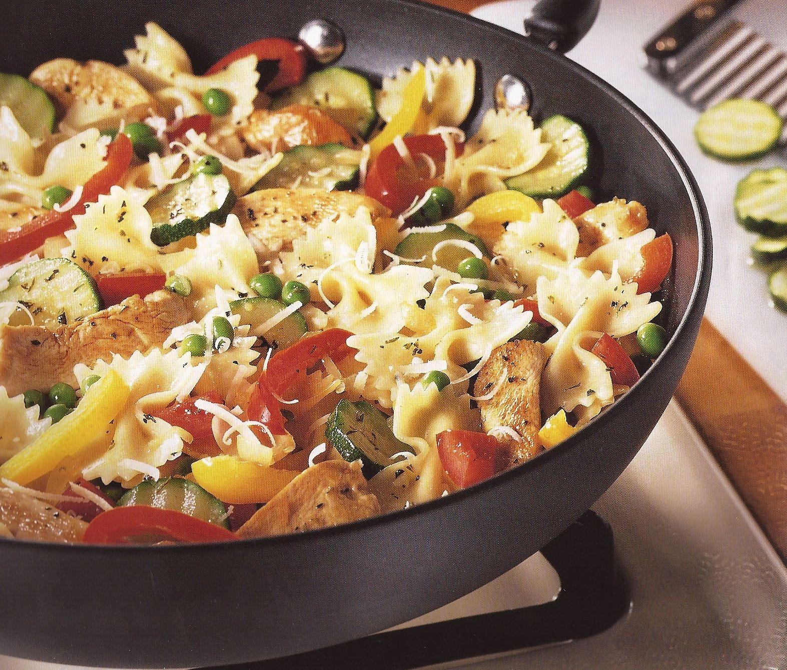 Recipes for italian chicken pasta