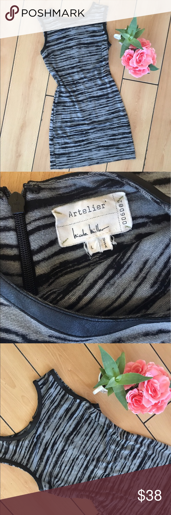 Atelier by Nicole Miller 🚨final price🚨 In good used condition Nicole Miller Dresses