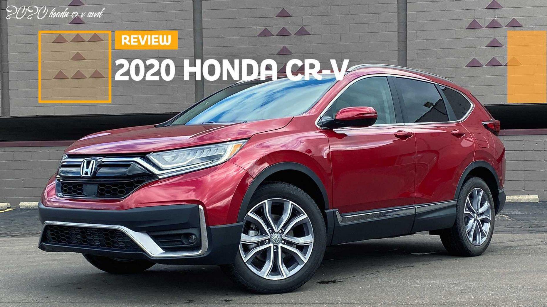 2020 Honda Cr V Awd In 2020 Honda Crv Touring Honda Cr Honda Accord Touring