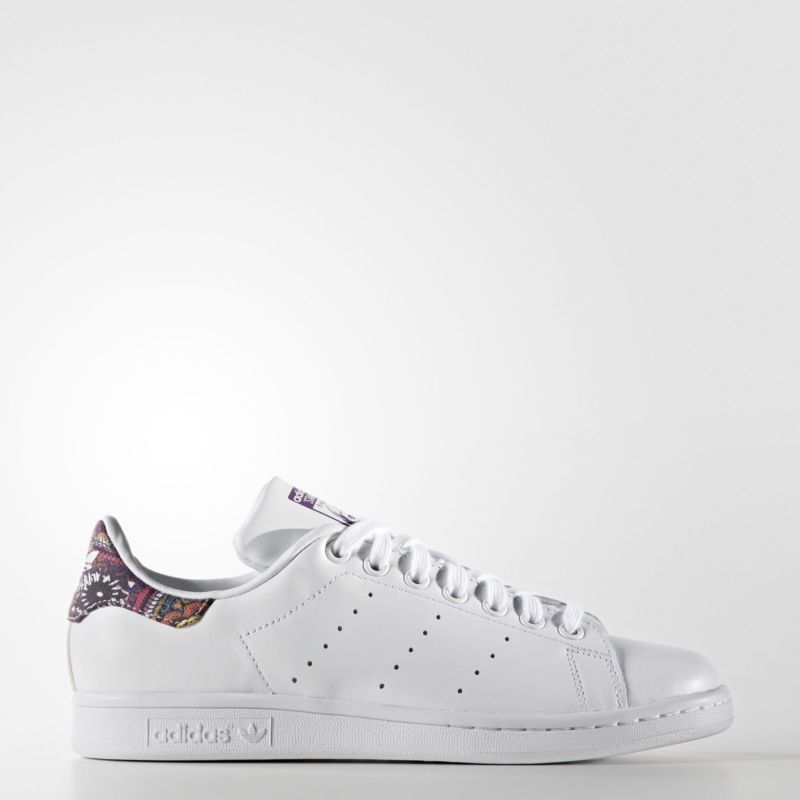 new product b2094 45695 adidas Originals and The FARM Womens Stan Smith Leather White Comfort Shoe  - Official adidas eBay Store -Free Shipping  Returns leather white  comfort ...
