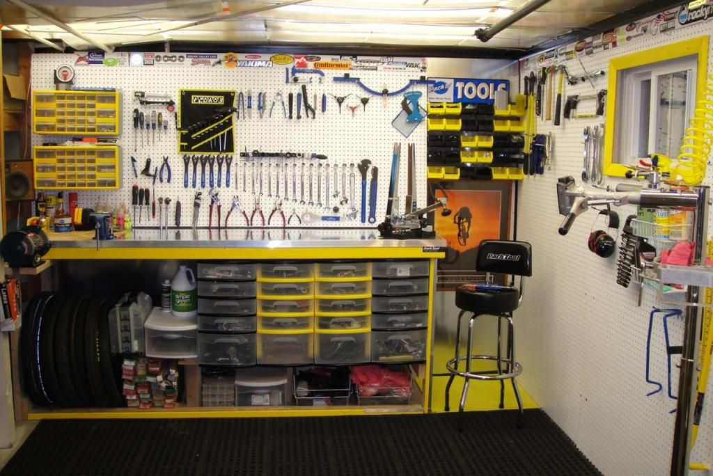 1024 x 684 99 bike shed pinterest for Home garage shop