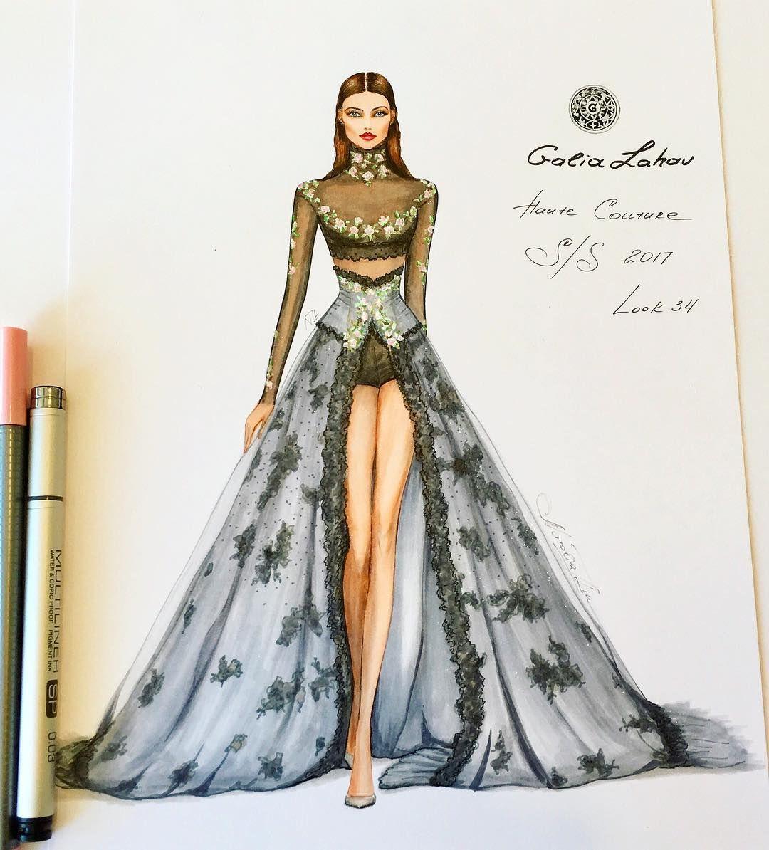 See This Instagram Photo By Nataliazorinliu 165 Likes Fashion Illustration Poses Fashion Inspiration Design Fashion Sketches Dresses