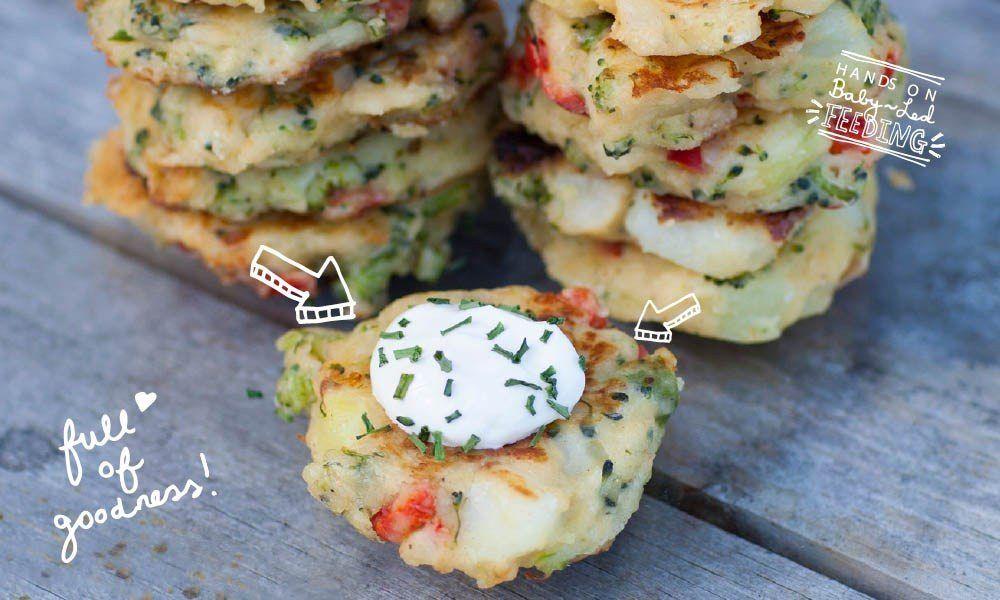 Vegetable Pancakes | Recipe | Baby food recipes, Vegetable ...