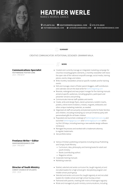 communications specialist resume samples  u0026 templates
