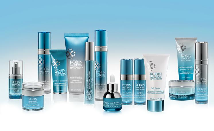 Robin Mcgraw Revelation Effective Skin Care Products Top Rated Skin Care Products Best Face Products