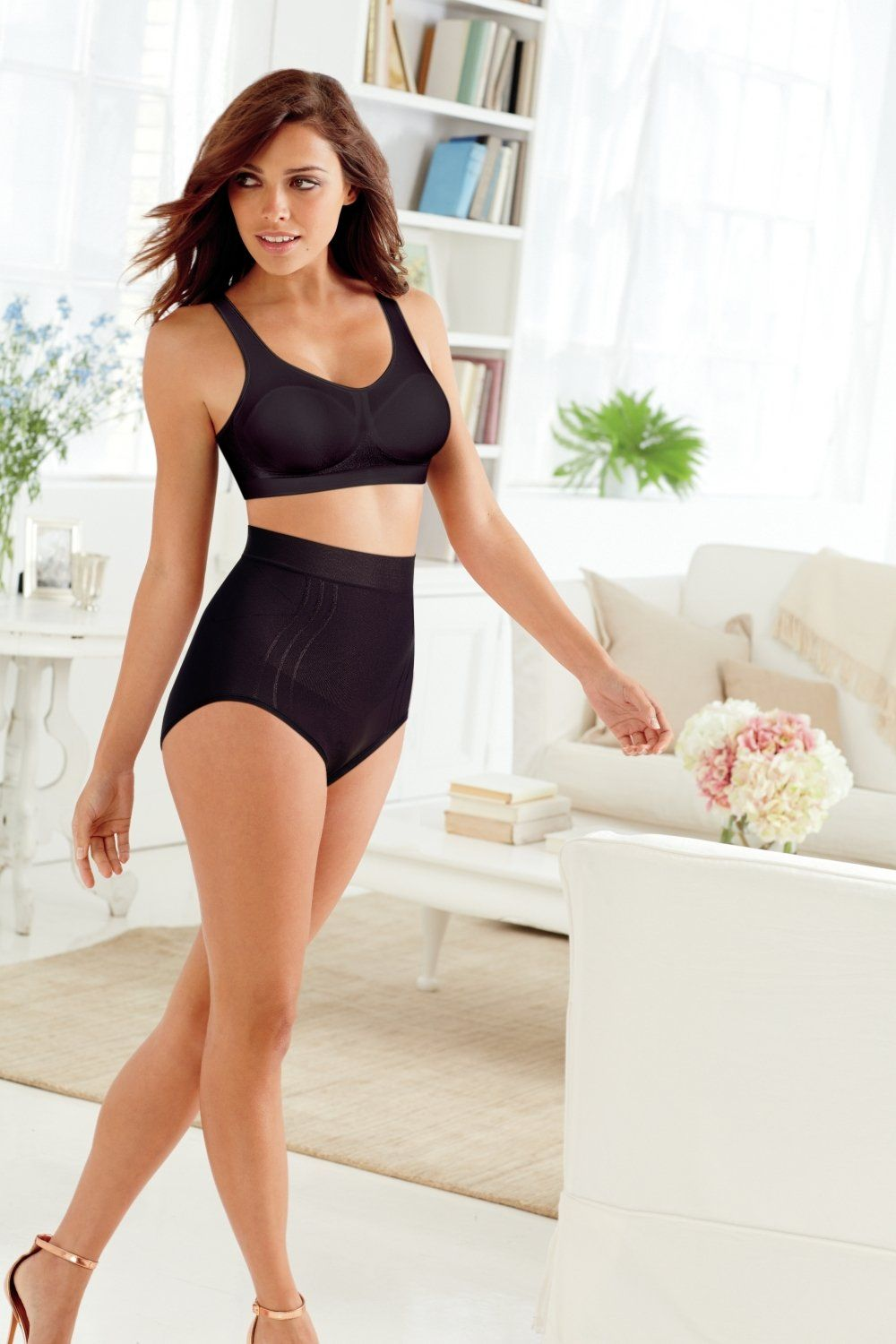 0f7535006ca9b Bali Comfort Revolution ComfortFlex Fit Shaping Wirefree Bra 2 Pack      Read more reviews of the product by visiting the link on the image.