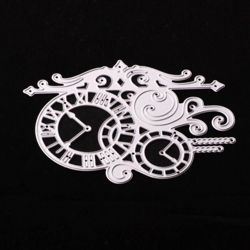 Star Circle Cutting Dies Stencils Scrapbook Album Paper Card Embossing DIY Craft