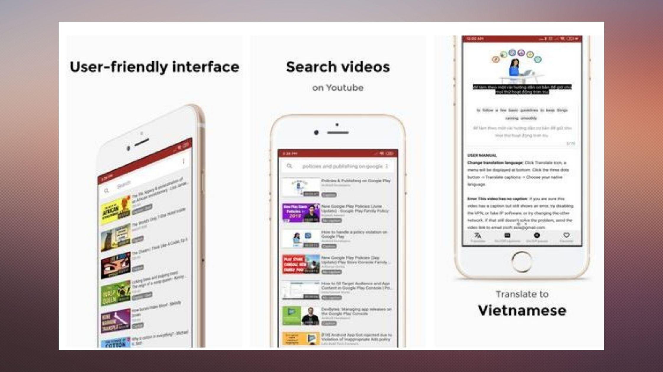 Subtranslate Apk Aplikasi Otomatis Translate Subtitle Video Youtube Bijak Youtube Video