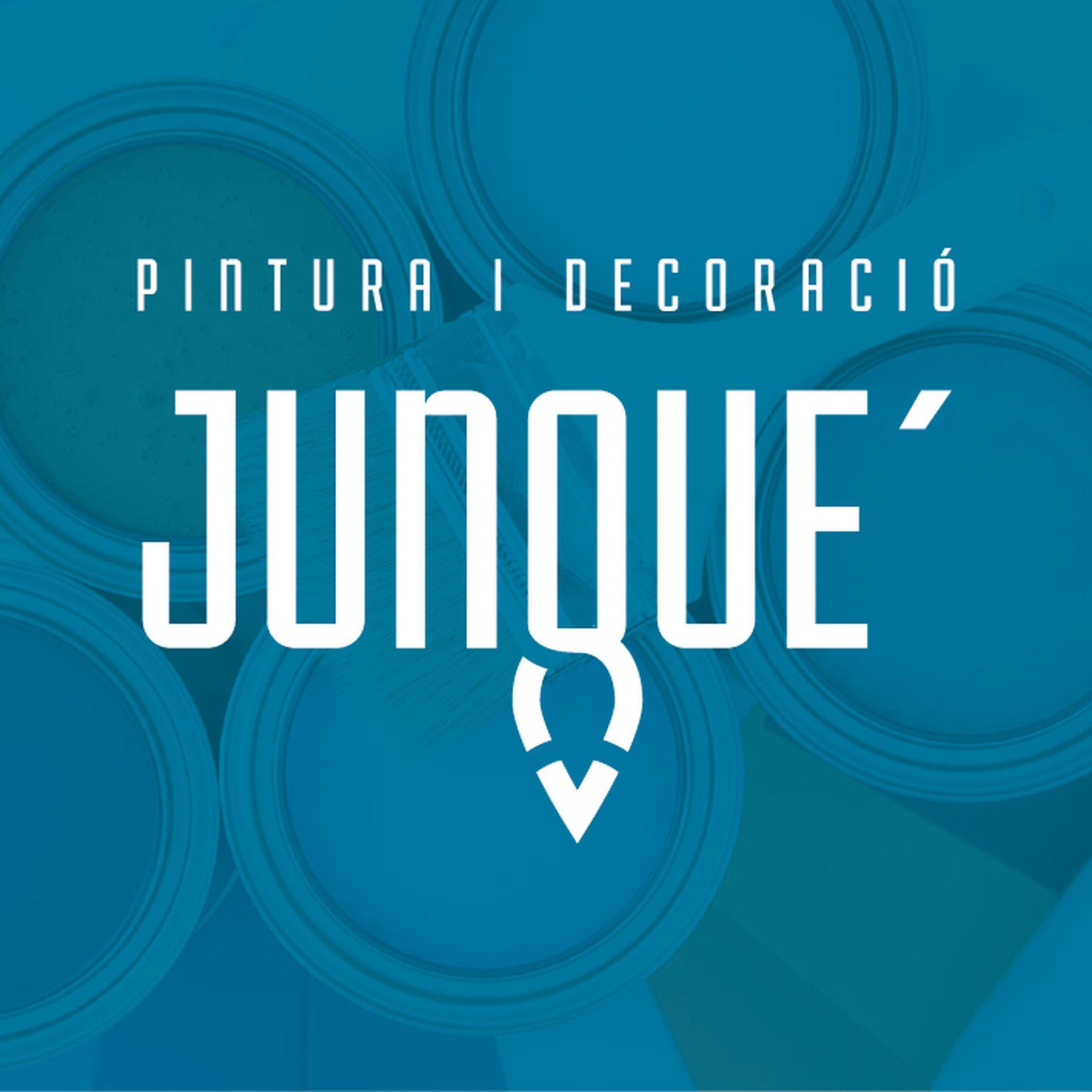 Logotip - Pintura i Decoració Junqué