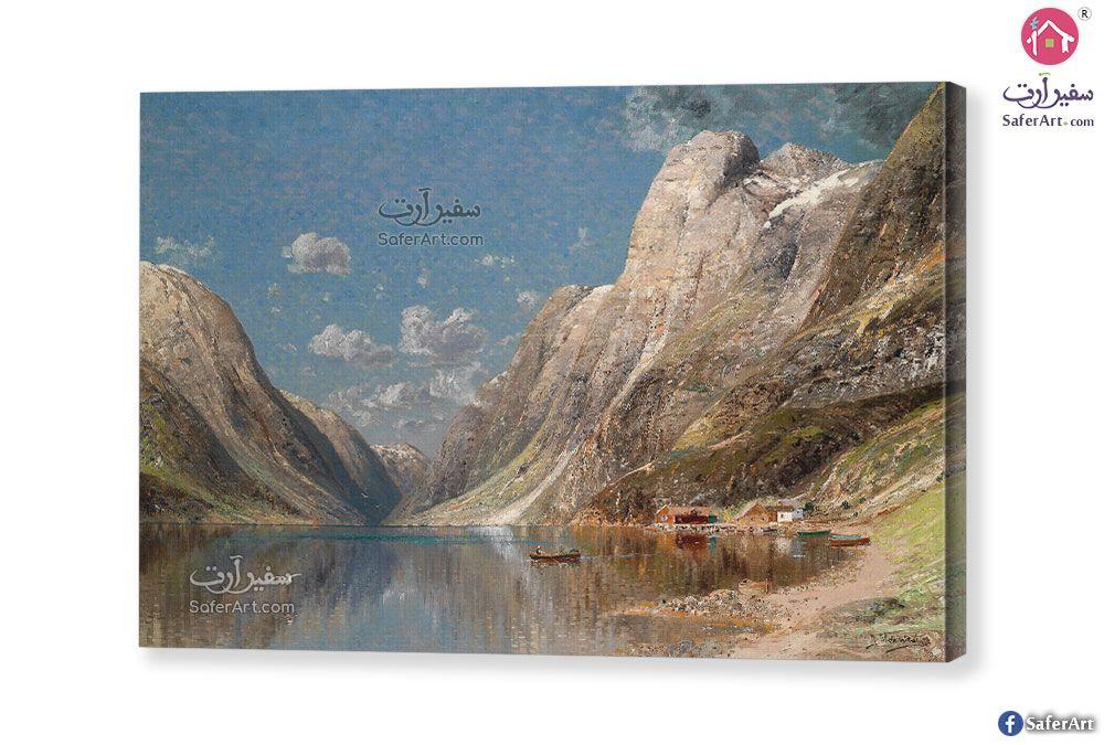 منظر طبيعى كلاسيك سفير ارت للديكور Painting Landscape Art