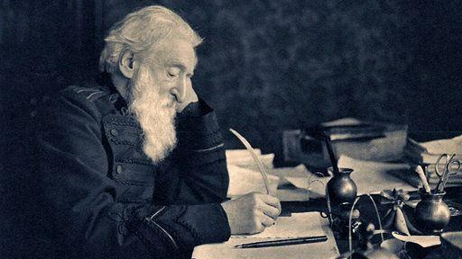 """William Booth, Gründer der Heilsarmee, in allem ein Vorbild – auch in Sachen """"Bart""""!"""