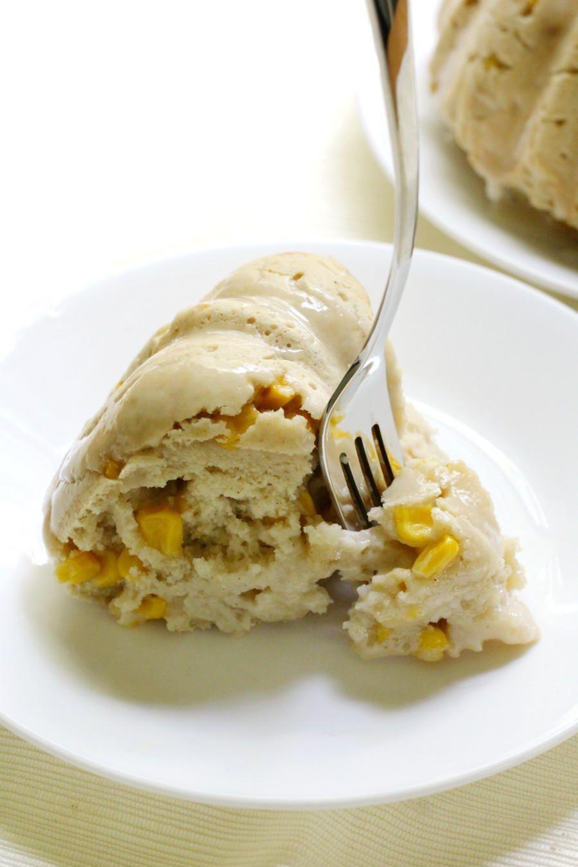 Gluten free pastel de elote sweet mexican corn cake
