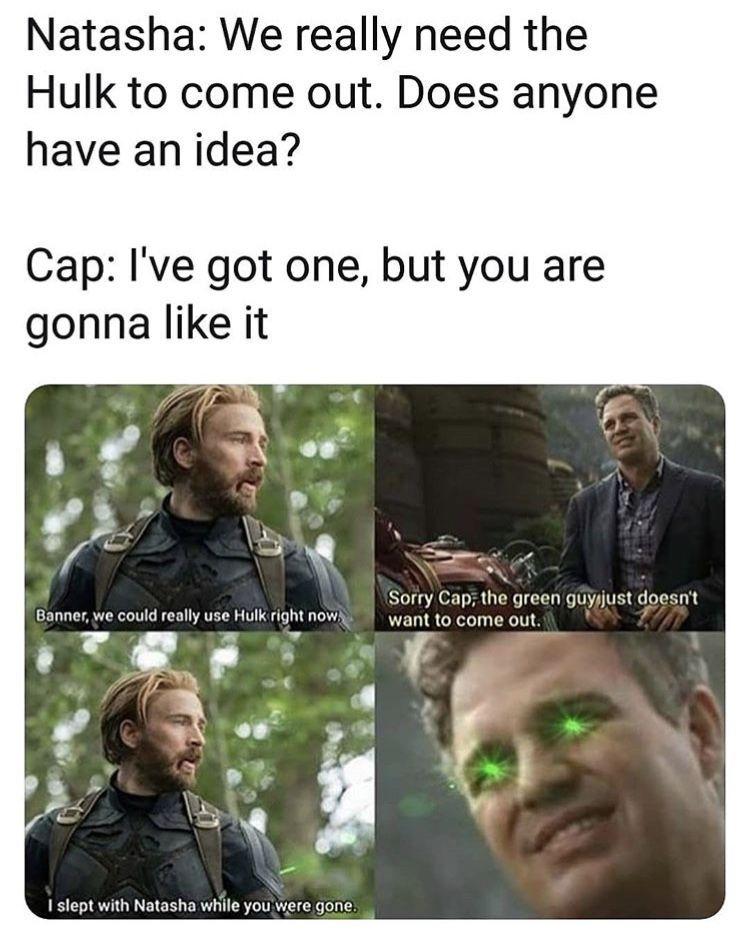 MCU related memes