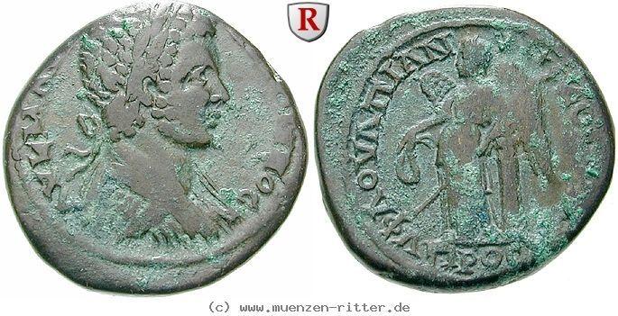 RITTER Moesia Inferior, Nikopolis am Istros, Caracalla, Nike #coins