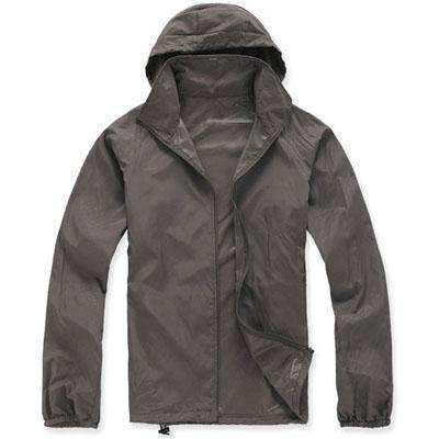 7107bc09bf0 Quick Dry Skin Jackets Waterproof Anti-UV Coats Outdoor Sports Brand  Clothing Camping Hiking unisex
