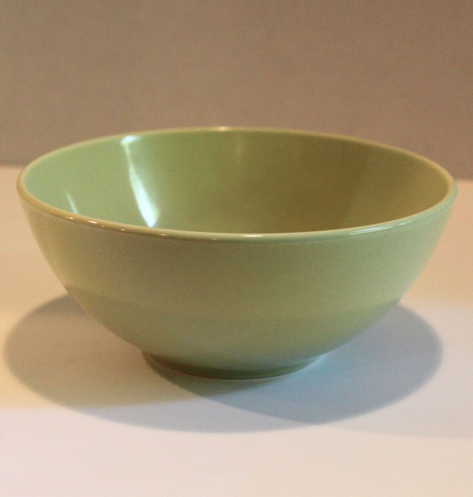 Ikea Light Green Stoneware Soup Bowls 12011 Ikea