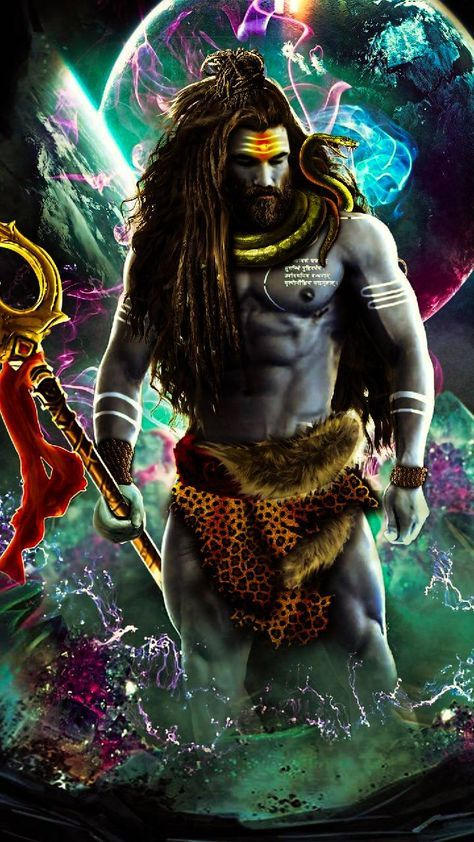 Lord Shiva wallpaper by vk_is_here - c9 - Free on ZEDGE™