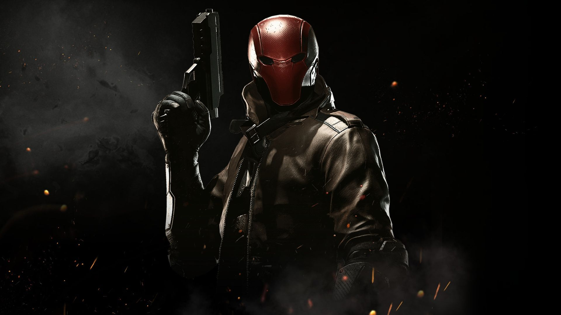 Awesome Red Hood Injustice 2 Game 1920x1080 Injustice 2