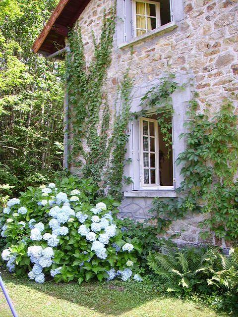Pin Von One Kings Lane Auf Vivere In Campagna Haus Und Garten Steinhauser Cottage Garten