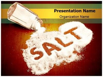 salt powerpoint template is one of the best powerpoint templates, Modern powerpoint