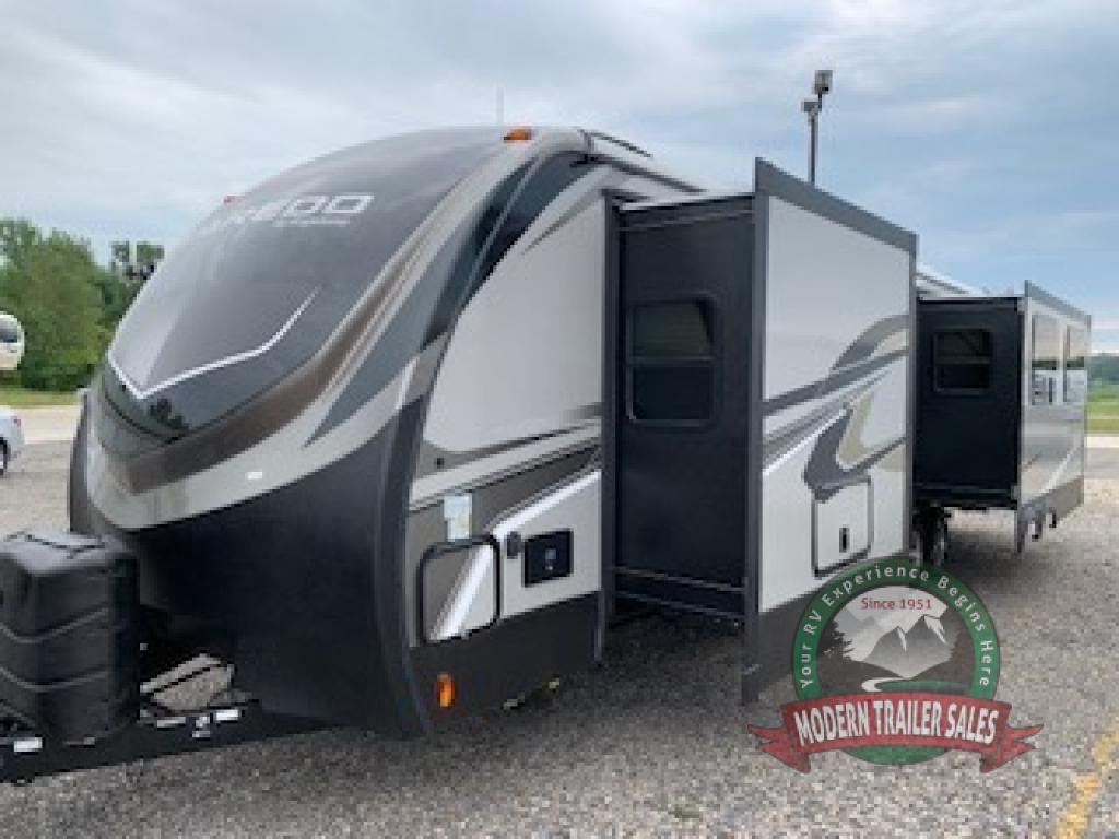 New 2020 Keystone Rv Laredo 335mk Travel Trailer At Modern Trailer Anderson In 11479 In 2020 Keystone Rv Travel Trailer Laredo