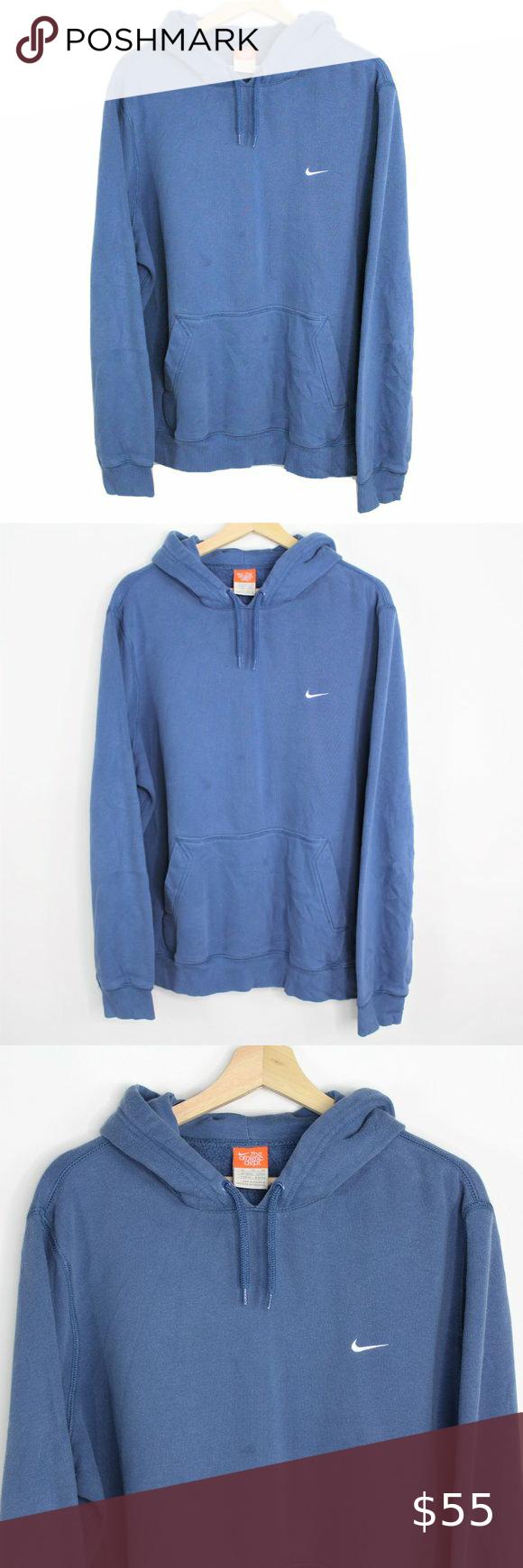 Vintage Nike Athletic Dept Side Swoosh Hoodie Xl Vintage Nike Sweatshirts Hoodie Nike Shirts [ 1740 x 580 Pixel ]