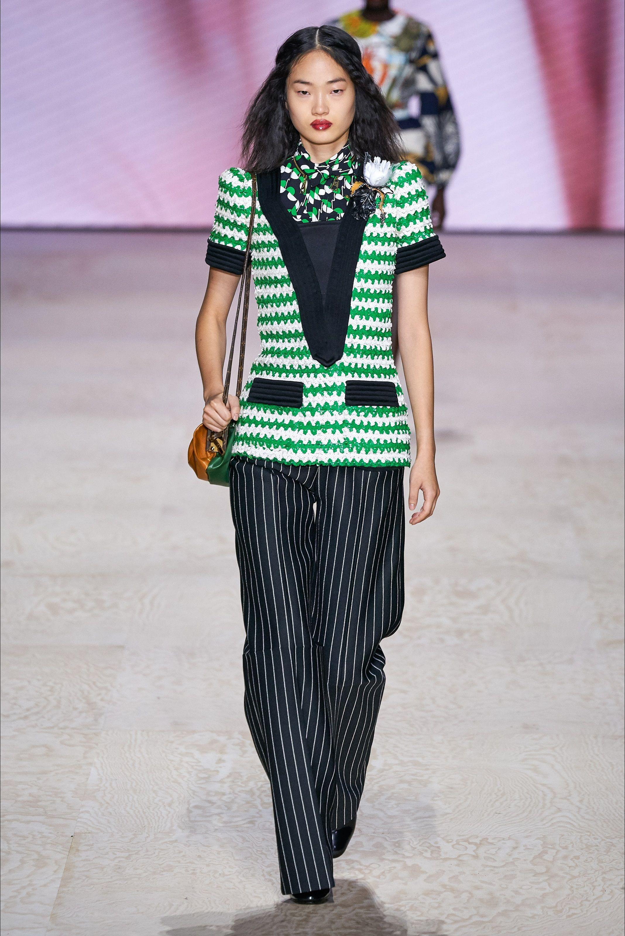 Sfilata Louis Vuitton Parigi - Collezioni Primaver