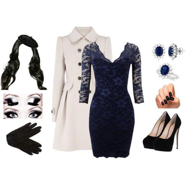Royal Elegance #17 by teodoramaria98 on Polyvore featuring Lipsy, Karen Millen, Giuseppe Zanotti, Allurez, Giorgio Armani and Boohoo