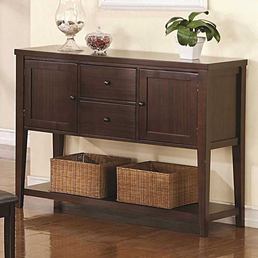 Dining Room Buffet Table Furniture
