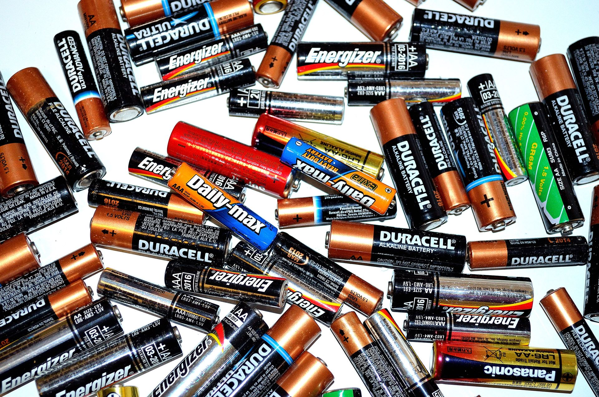 Battery And E Waste Recycling Alkaline Battery Batteries Battery Hacks