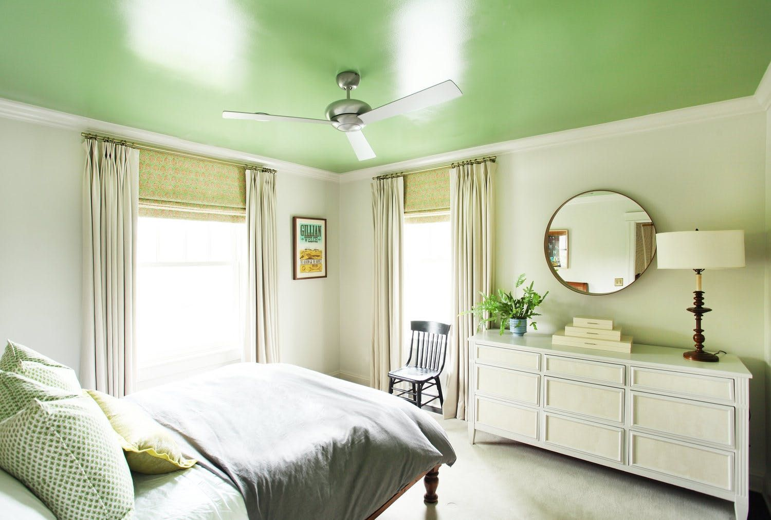 Seriously Stylish Rooms That Rock The Color Green | Decor
