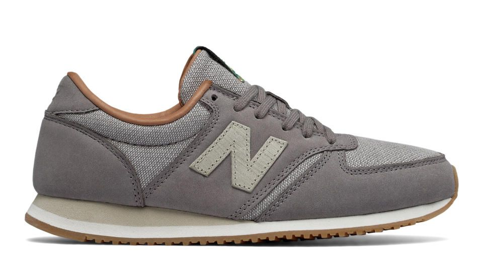420 Nb Grey Grey With Powder Sneakers Fashion Retro Shoes New Balance Shoes