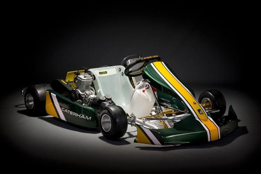 caterham lance son petit kart pour les aficionados de la marque aboveluxe kart voiture et. Black Bedroom Furniture Sets. Home Design Ideas