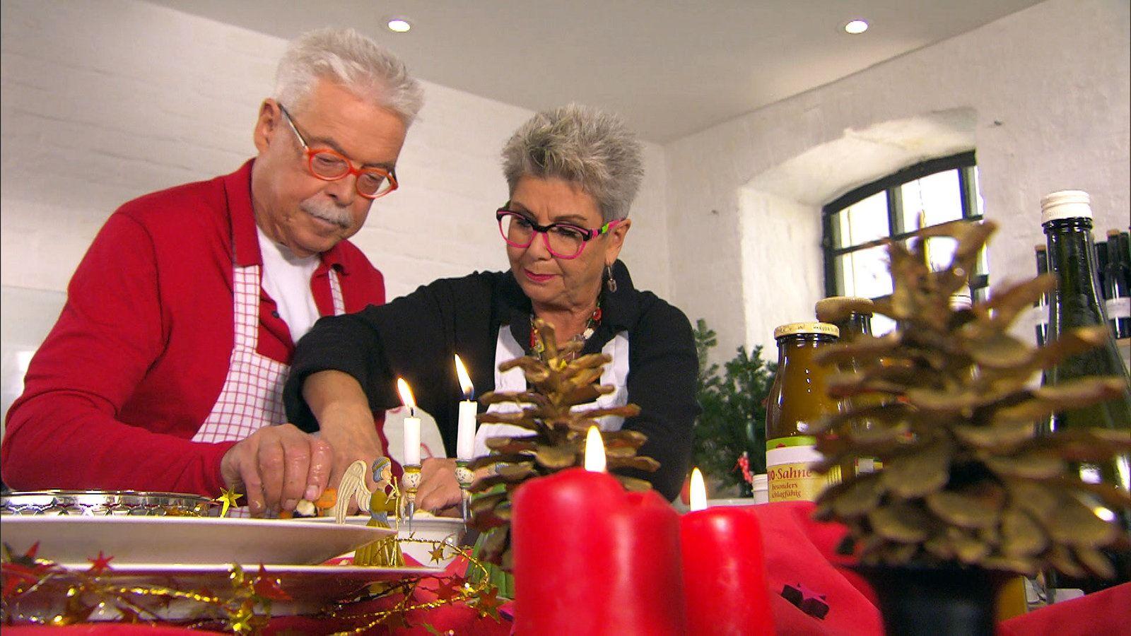 Martina Und Moritz Weihnachtsmenü