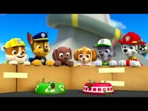 Paw Patrol Full Episodes 2015 - Paw Patrol Cartoon Nick JR English