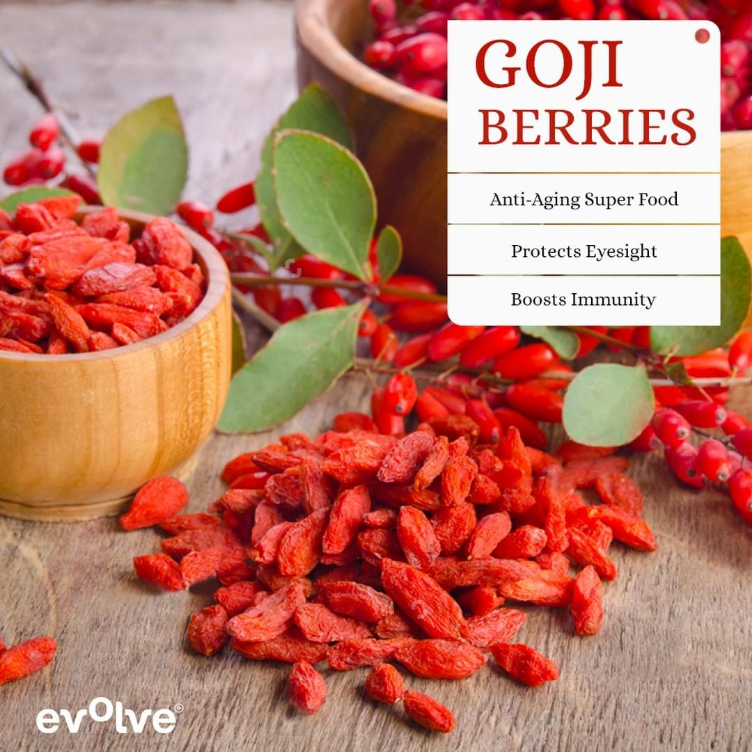 We At Evolve Bring You The Freshest Of Berries To Rejuvenate And