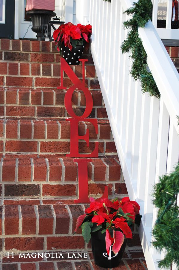 23+ Decorating porch railing for christmas ideas in 2021