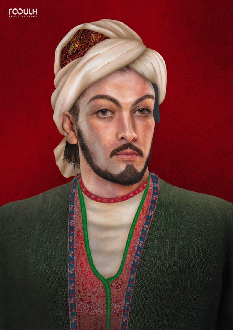 Image result for nəsiminin portreti