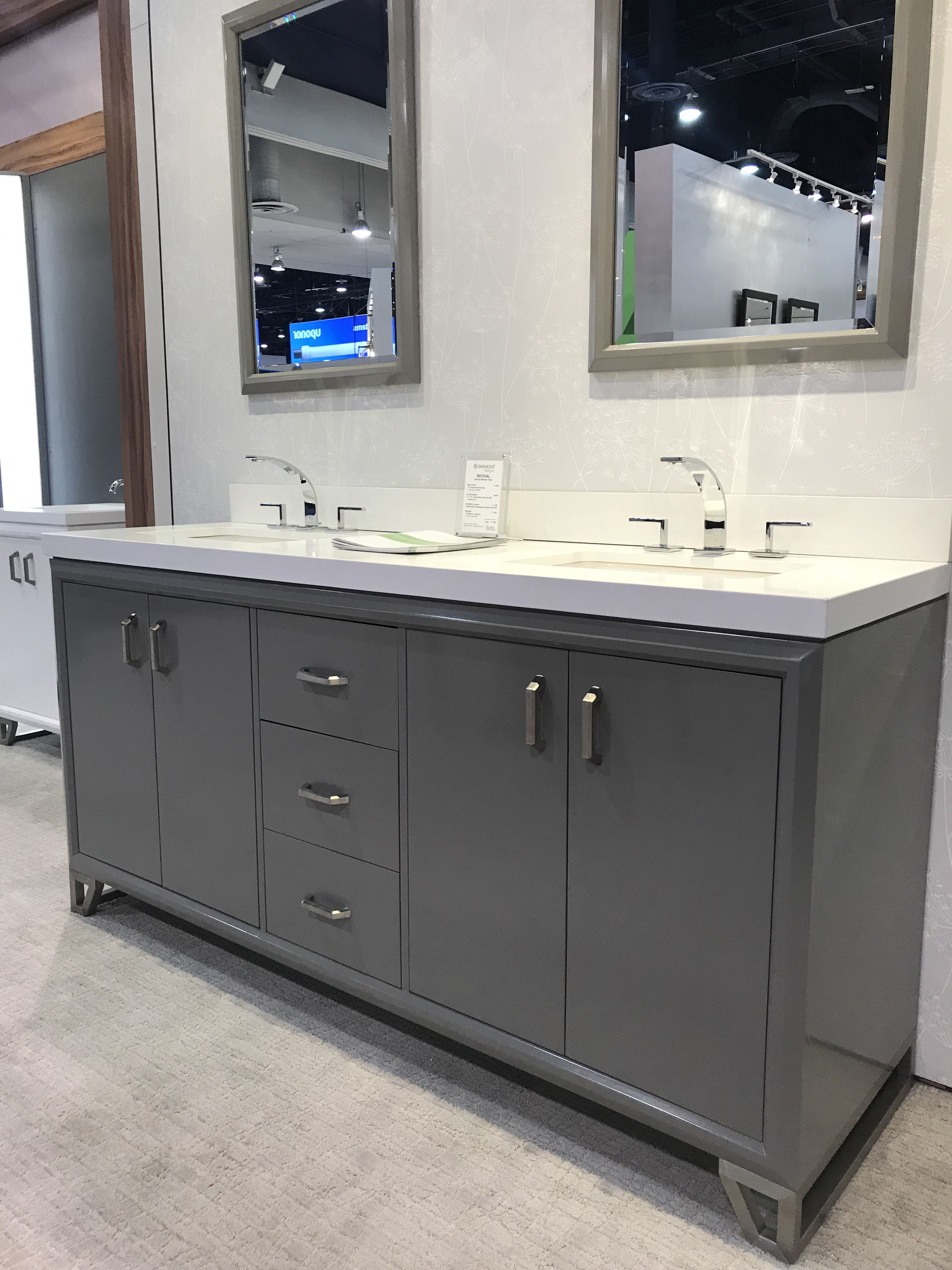 Pin by Fairmont Designs on 2019 KBIS - Las Vegas | Gray ...