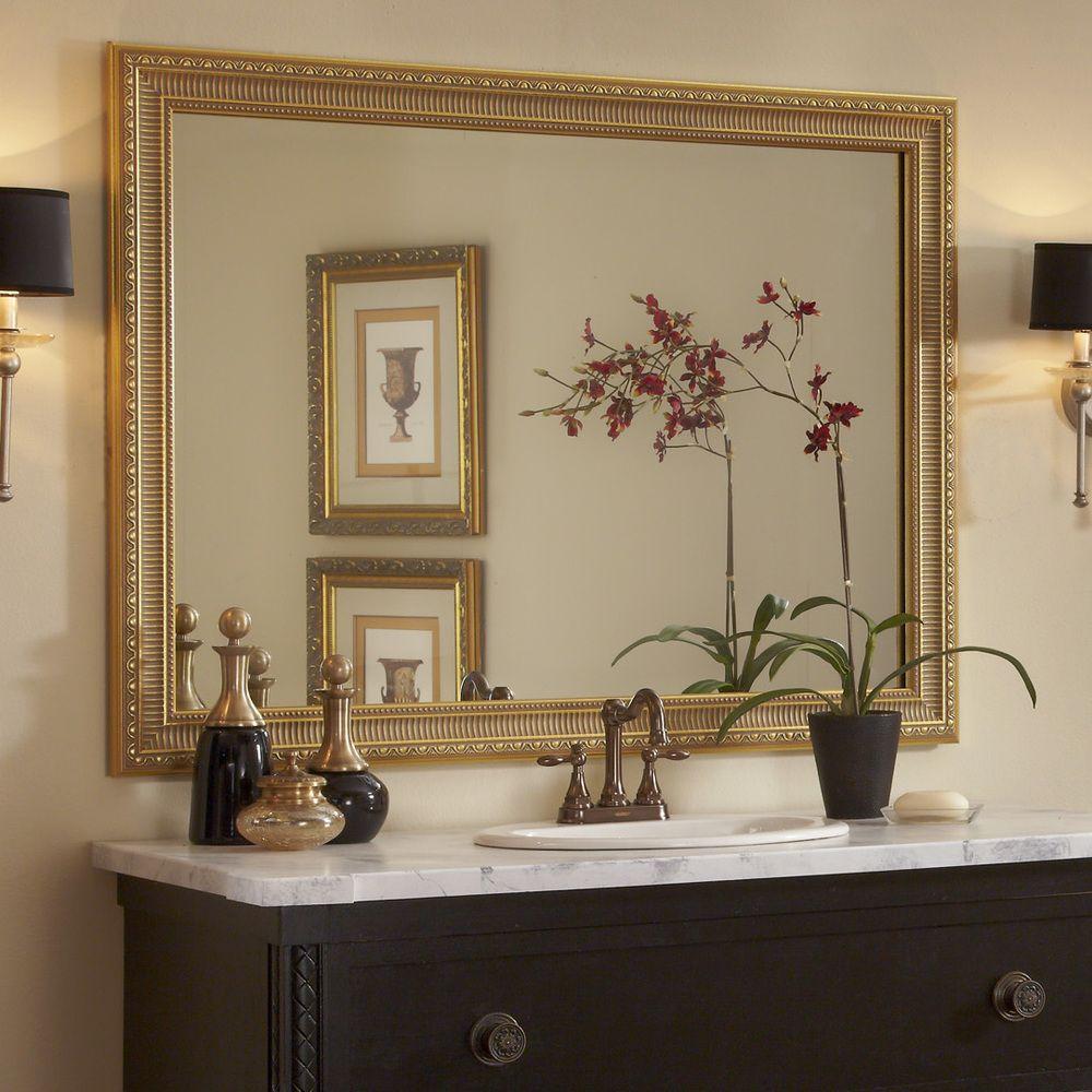 Mirror Frame Ideas & Bathroom Mirror Ideas Bathroom